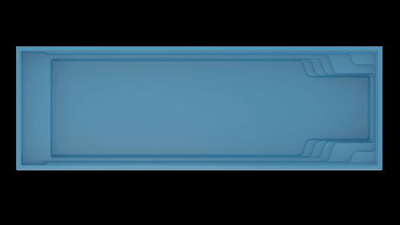 купить Композитный бассейн X-trainer